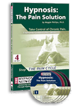 Hypnosis: The Pain Solution CD set